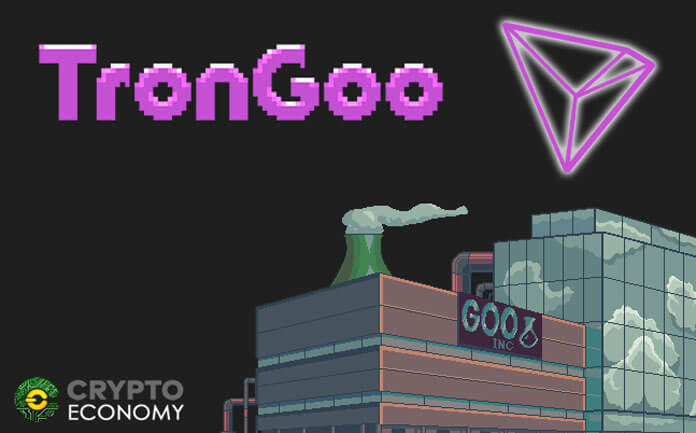 Tron Goo Game — Cryptospot club